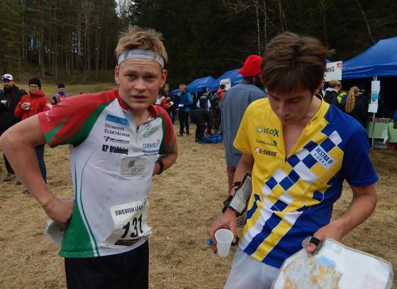 Erik och Jesper